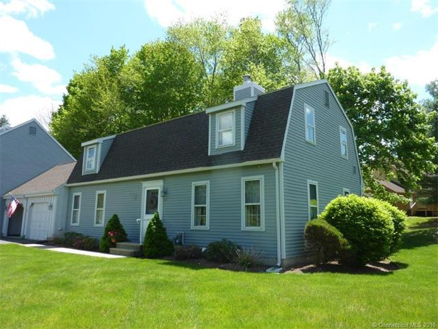 53 Old Towne Rd 53, Cheshire in New Haven County, CT 06410 Home for Sale