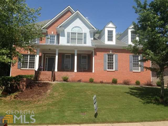 One of Buford 6 Bedroom Gated Homes for Sale