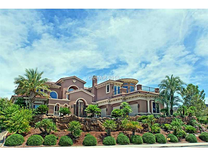 42 RUE MEDITERRA DR, one of homes for sale in Lake Las Vegas