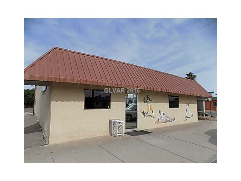 309 S MOAPA VALLEY BL, Warm Springs, Nevada