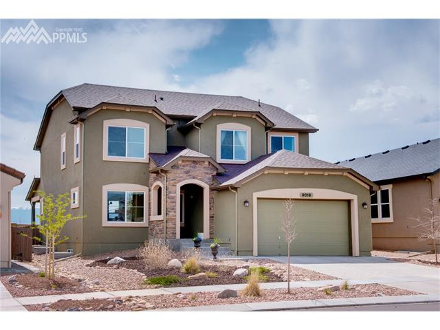 9019 Rollins Pass Court, Wolf Ranch, Colorado
