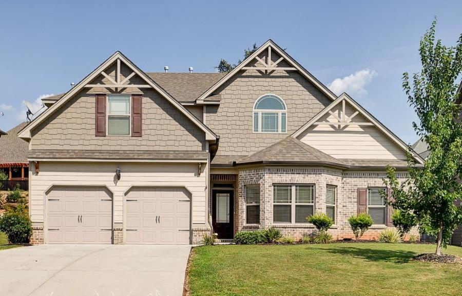 358 HARKINS BLUFF DR, Greer in Spartanburg, SC County, SC 29651 Home for Sale